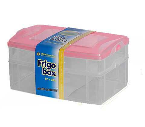 FRIGO BOX  1,2+2,2  l  DP